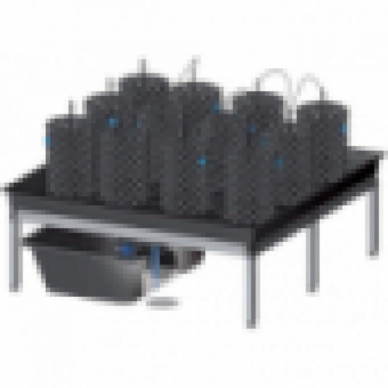 HOMEbox® Evolution Q100 - 100x100x200cm