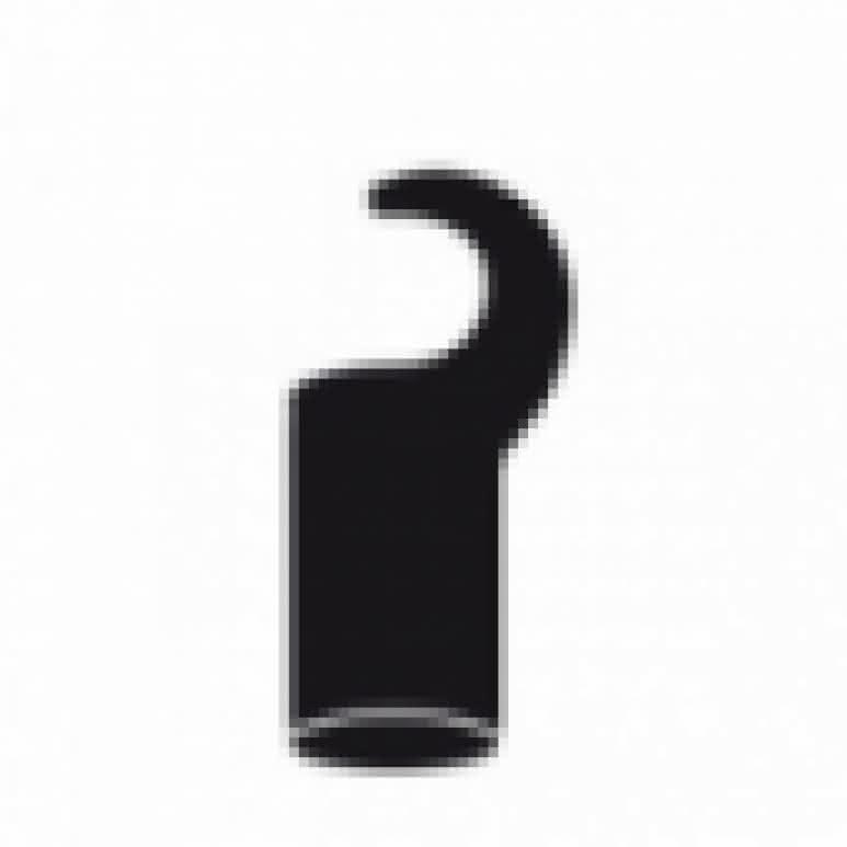 HOMEbox® Ersatzhaken lang 22mm - 4er Set