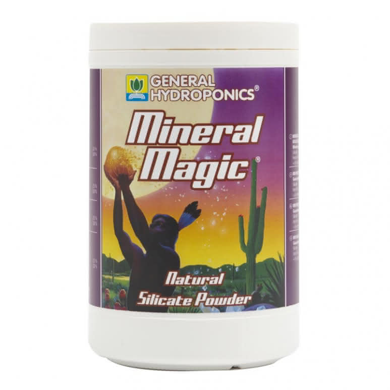 General Hydroponics GHE Mineral Magic 1kg - Siliziumbooster