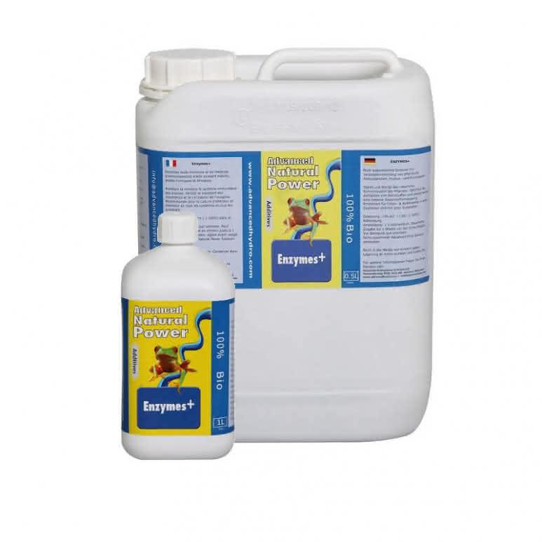 Advanced Hydroponics Enzymes+