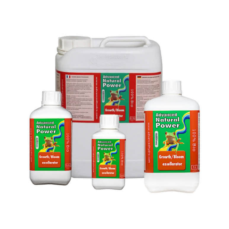 Advanced Hydroponics Natural Power Growth/Bloom Excellarator