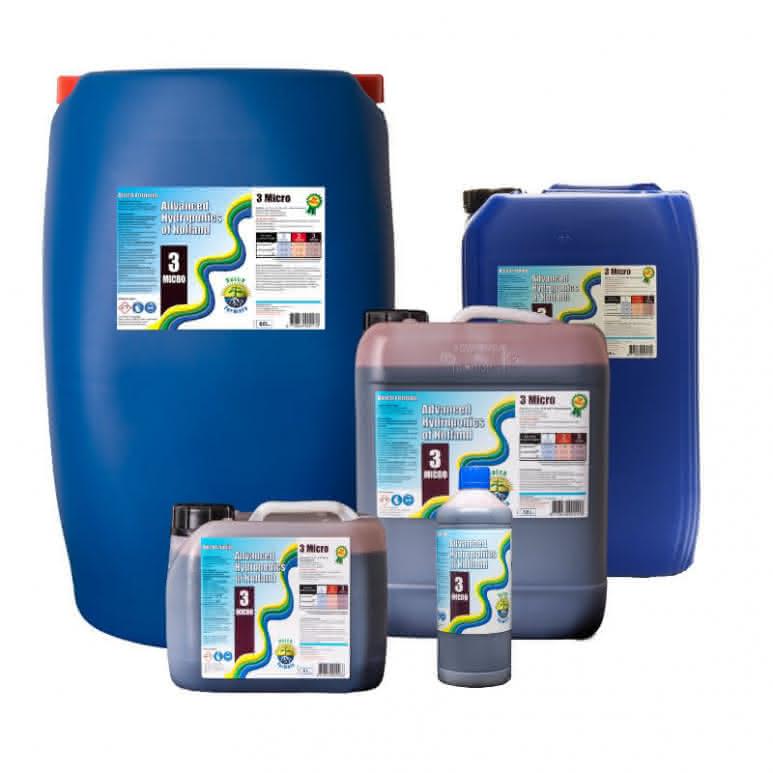Advanced Hydroponics Dutch Formula Micro