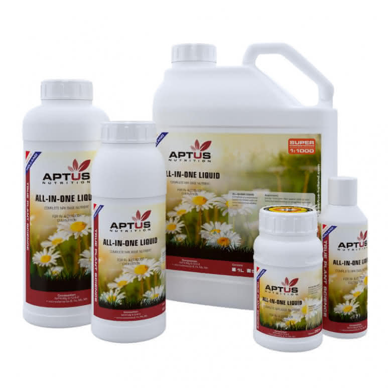 Aptus All-In-One Liquid - Basisnährstoffe flüssig