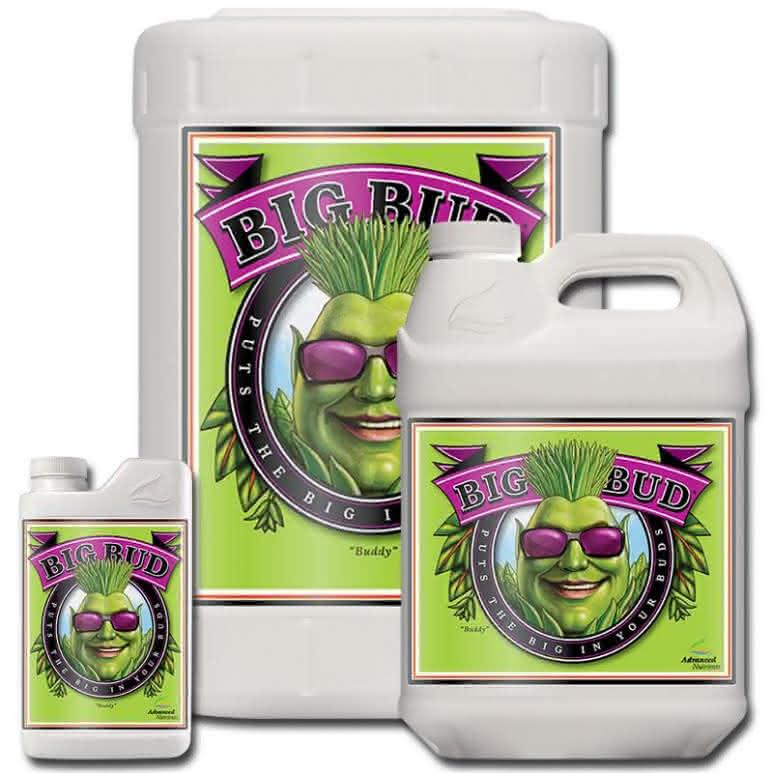 Advanced Nutrients Big Bud - Blütenstimulator