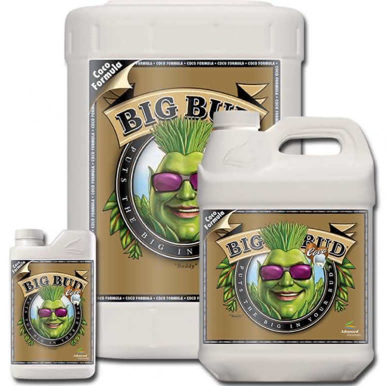 Advanced Nutrients Big Bud Coco - Blütenstimulator