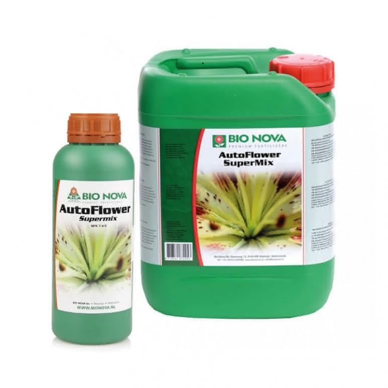 Bio-Nova AutoFlower SuperMix - Speziell für Autoflower