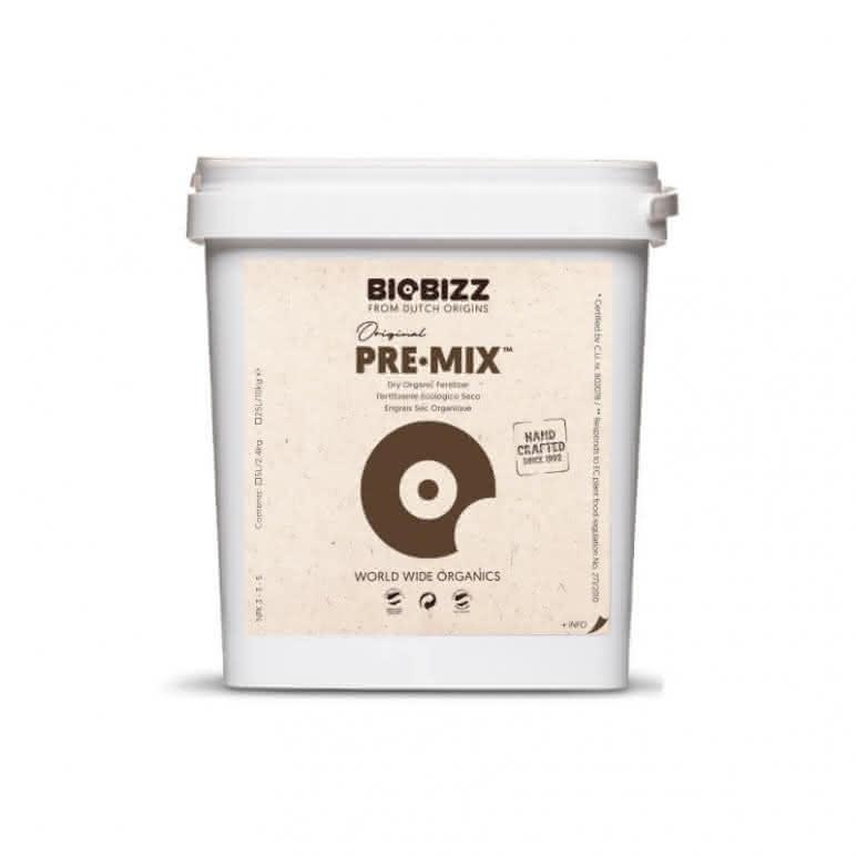 BioBizz® Pre-Mix 5 Liter - Granulatdünger
