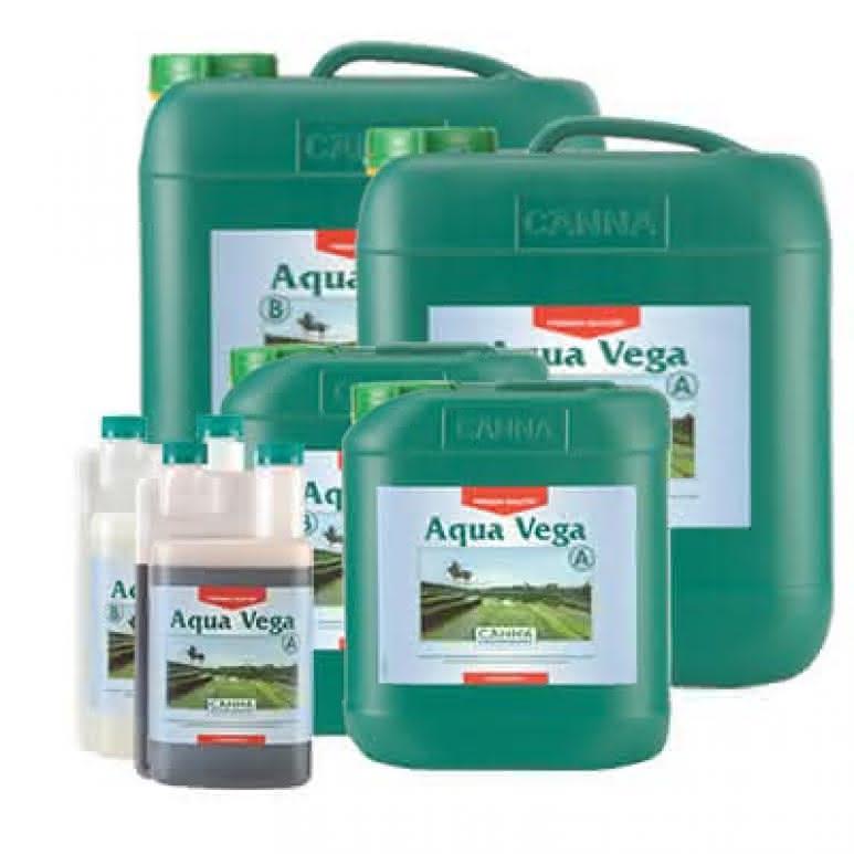 Canna Aqua Vega A + B - Wachstumsdünger