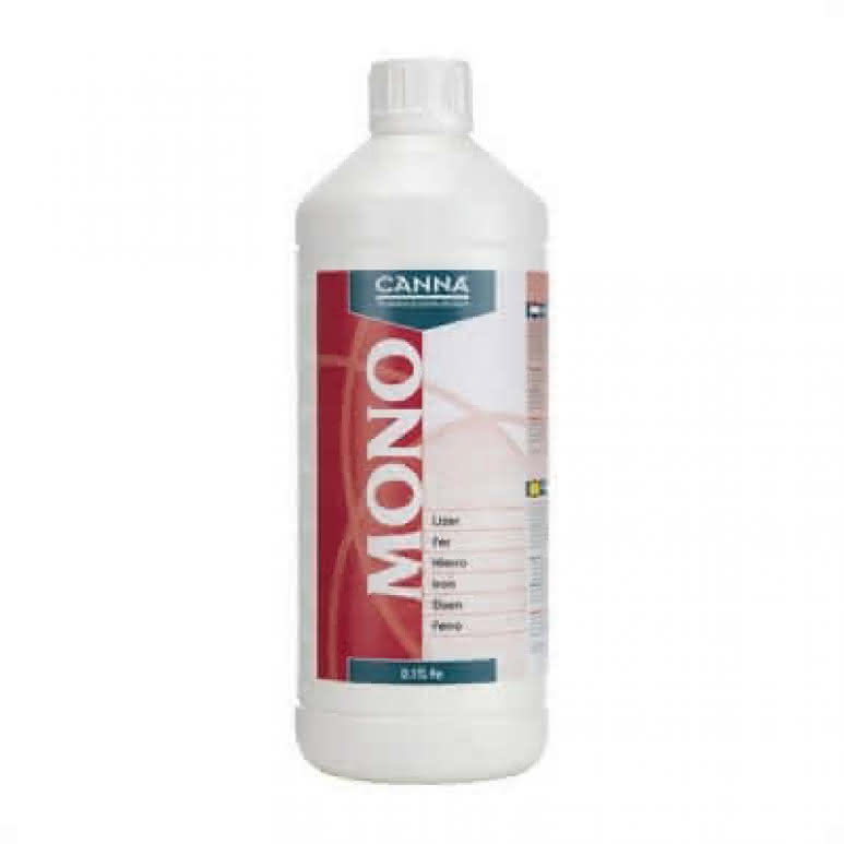 Canna Mono Eisen-Plus 1 Liter - Mononährstoff