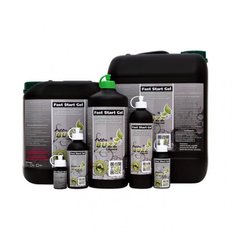 Green Buzz Liquids GBL Fast-Start-Gel - Wurzelhilfe