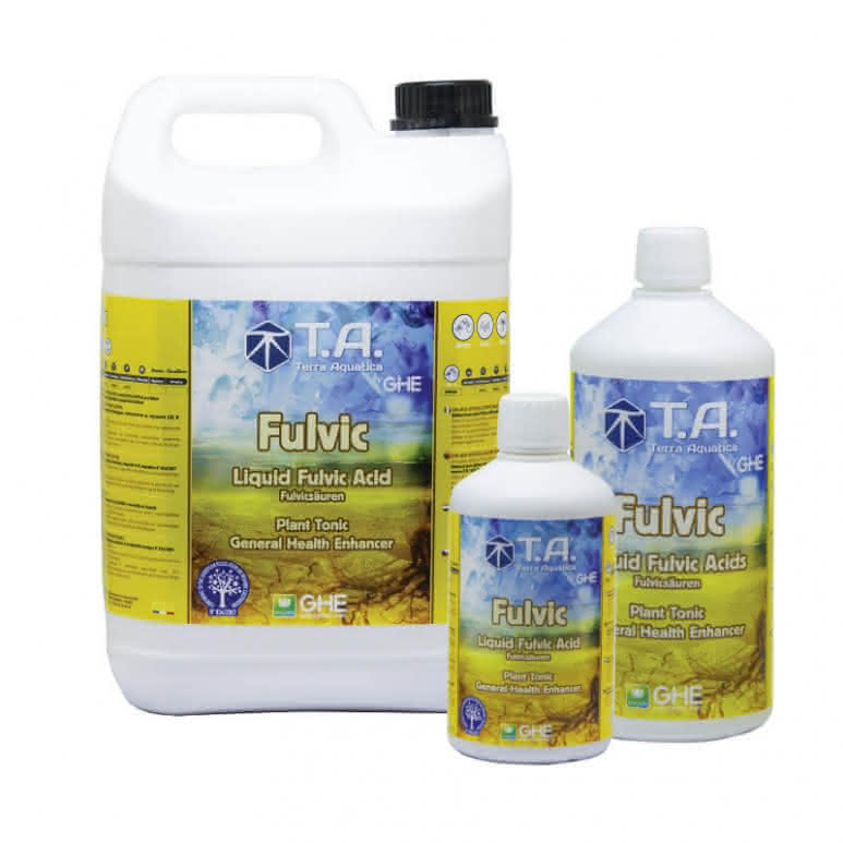 Terra Aquatica Fulvic Liquid - Fulvosäure