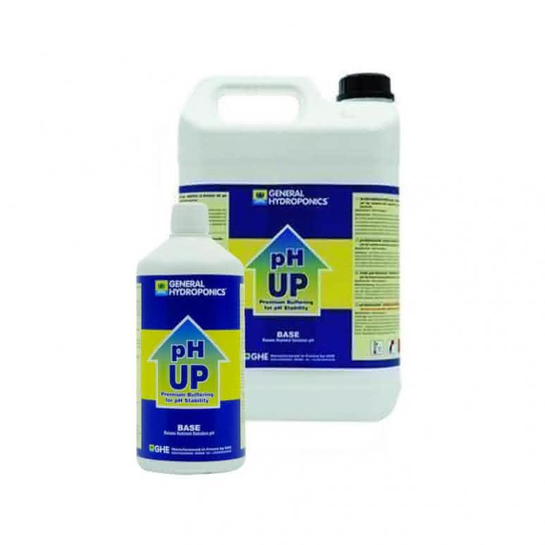 General Hydroponics GHE pH Up - pH-Regulator