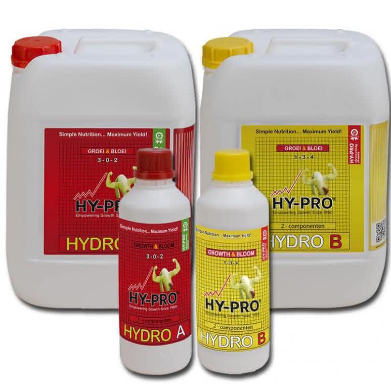 HY-PRO Hydro A + B