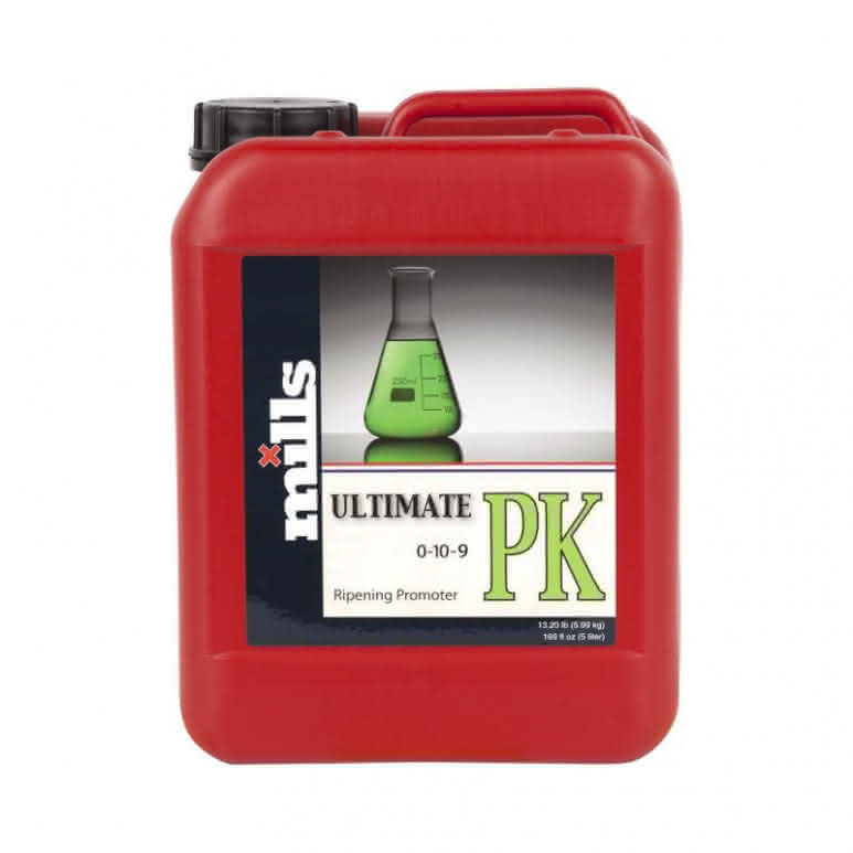 Mills Nutrients Ultimate PK Booster High Concentrated 5 Liter