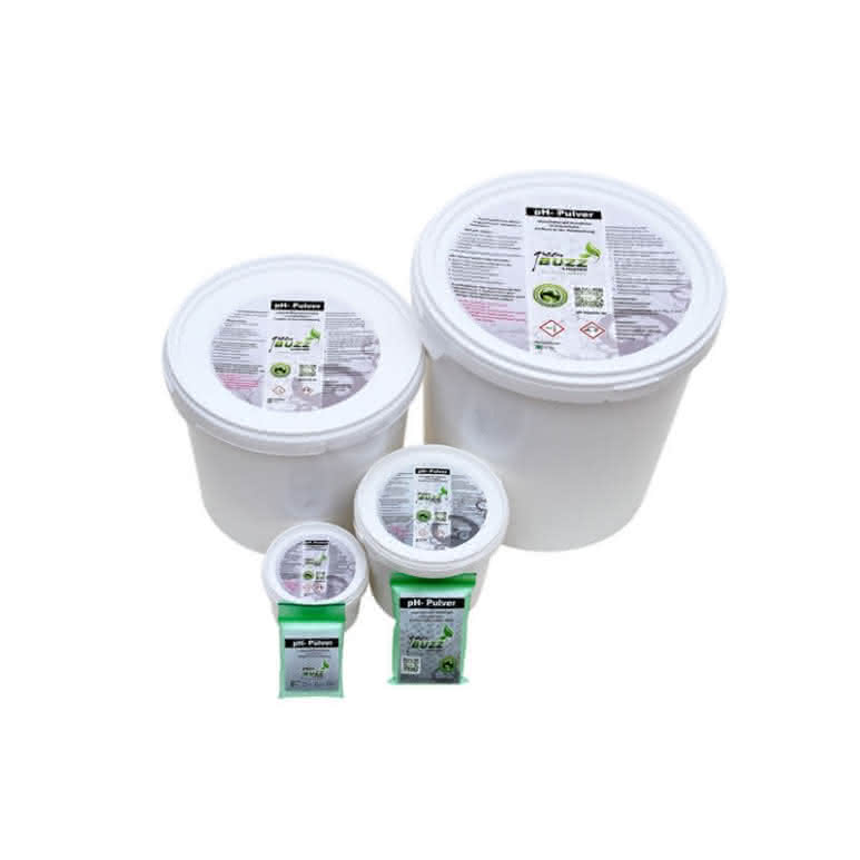 Green Buzz Liquids GBL pH Minus Pulver - pH-Regulator