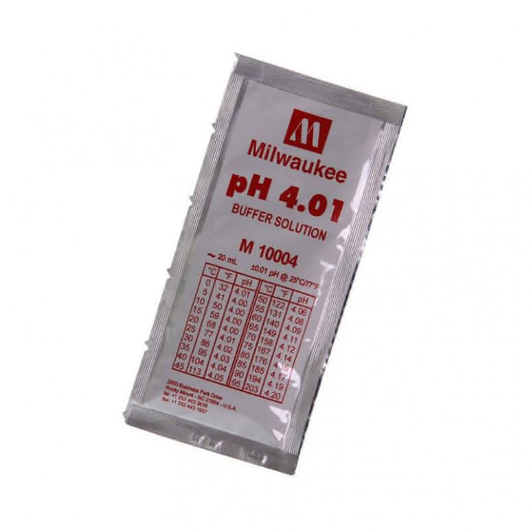 Kalibrierflüssigkeit pH 4.01 20ml