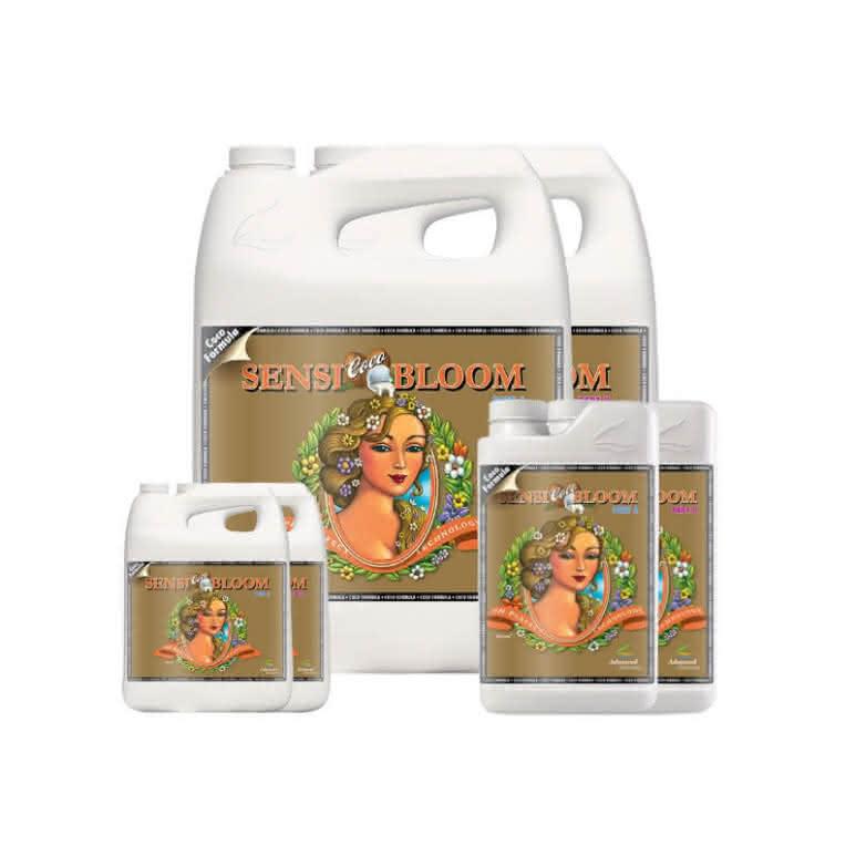 Advanced Nutrients Sensi Bloom Coco A+B - Basisdünger