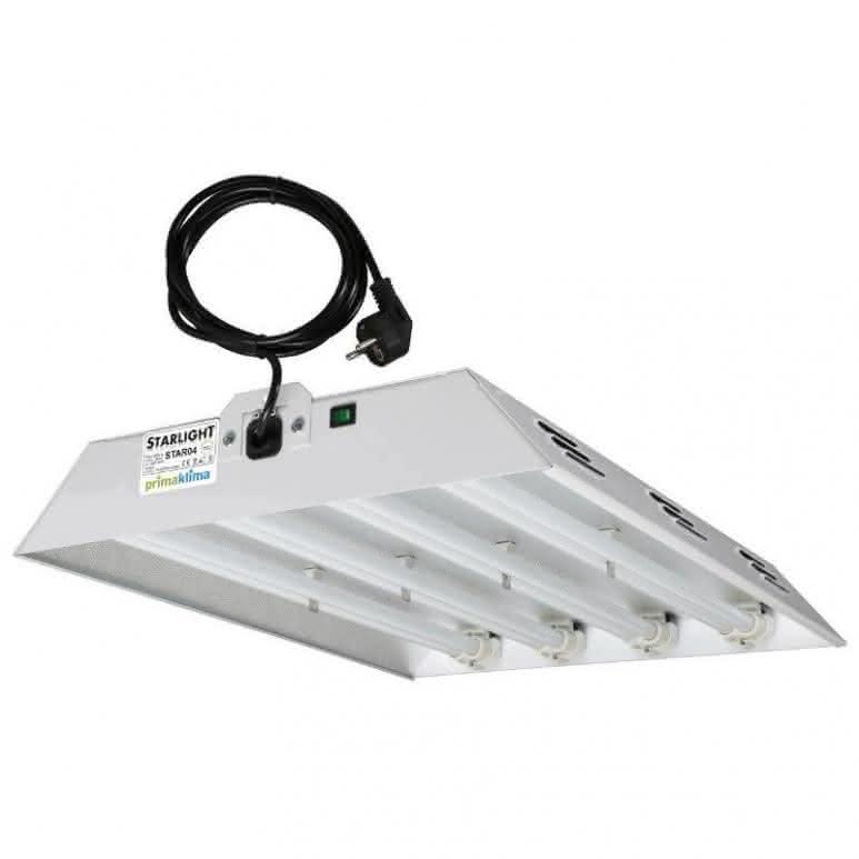 Prima-Klima Starlight Beleuchtungsarmatur - 4x 55 Watt