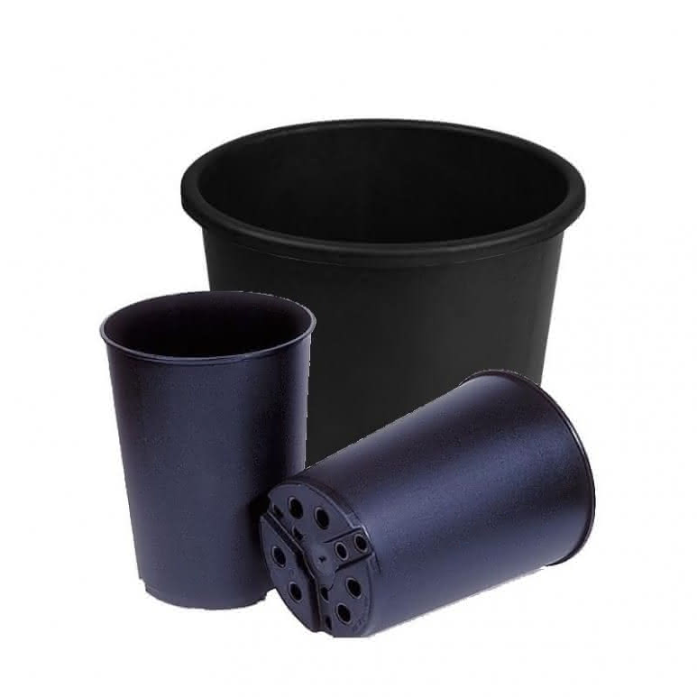 Topf rund - Blumentopf / Pflanzencontainer
