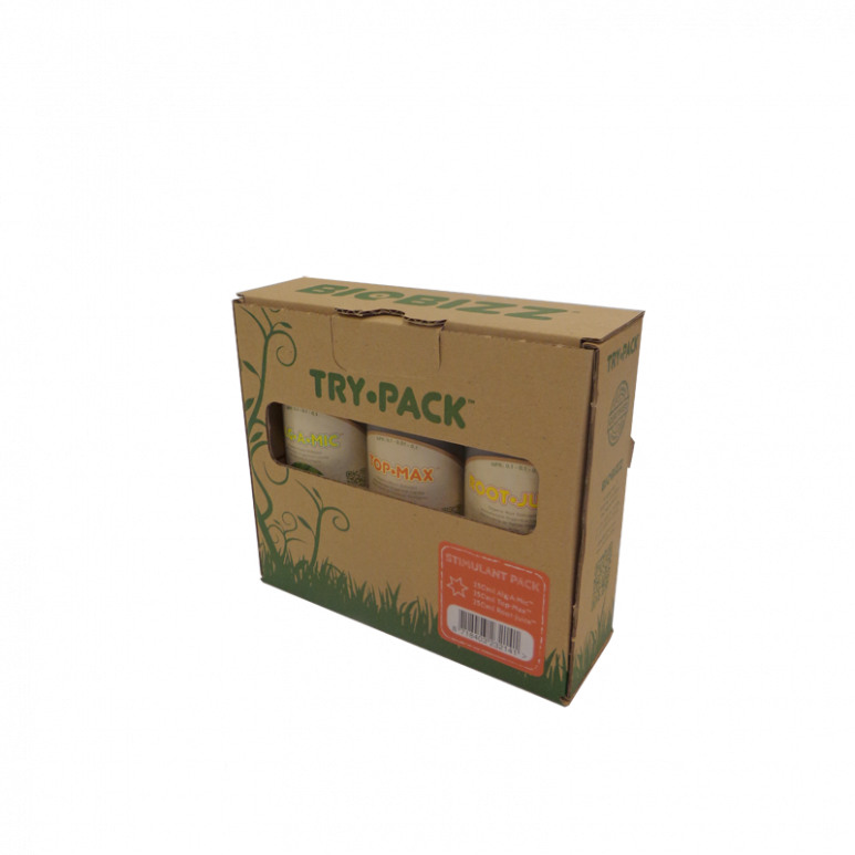 BioBizz® Try-Pack Stimulant - 750ml Düngerset